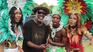 Ghana Party in the Park 2016 - Trailer