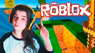 MY FIRST TIME IN 2.0 IN ROBLOX! MINECRAFT IN ROBLOX