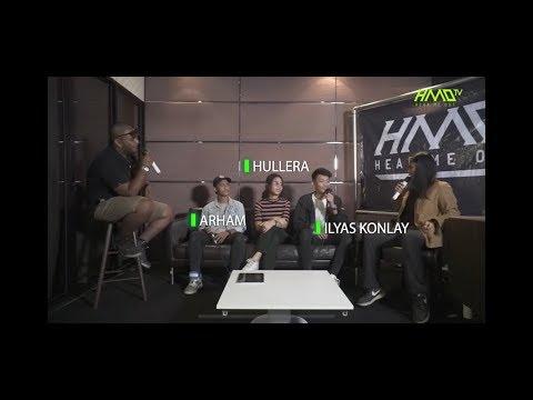 Hearmeouttv Interview x Cypher Eps 06 [ ARHAM x IILYAS KONLAY x HULLERA ]