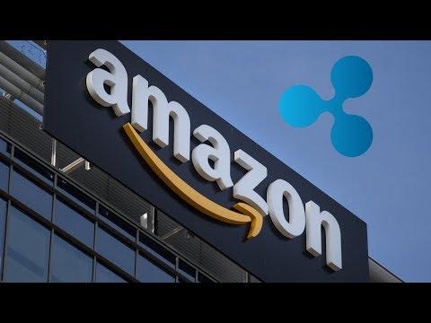 Ripple's Cory Johnson Talks Amazon Again. Tech Stock Backed Tokens