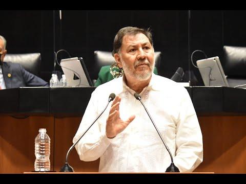 Dip. Gerardo Fernández Noroña (PT) / Agenda Política México