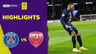 PSG 4-0 Dijon | Ligue 1 19/20 Match Highlights