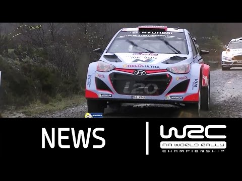 WRC News - Wales Rally GB 2015: Stages 14-17