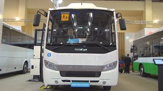 Otokar Sultan Maxi Engelsiz Bus (2016) Exterior and Interior