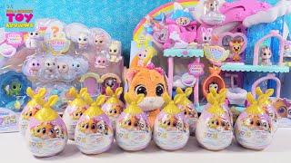 Disney Junior T.o.t.s. Tots Surprise Mystery Figure Color Change Toy Unboxing | Pstoyreviews