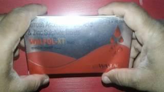Walfol XT Tablet review सबसे सुरक्षित खून बढ़ाने की टैबलेट !
