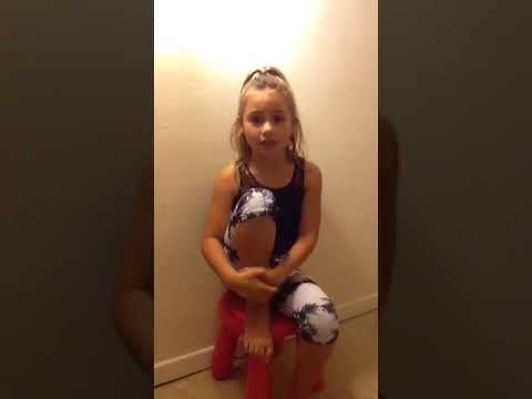 KURVESHOP / REVIEWER/ biancavezzali / KID MODEL / DANCER / DANCE MOM