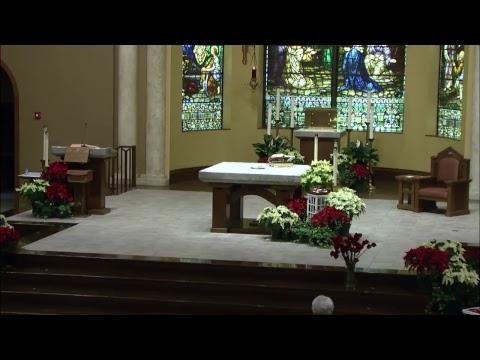 01-22-18 Morning Mass