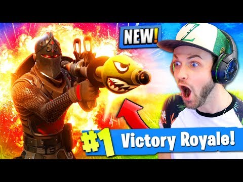 *NEW* HIGH EXPLOSIVE MODE in Fortnite: Battle Royale! (CRAZY)