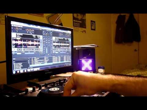 X-Track + DJ Hardware + Software Setup