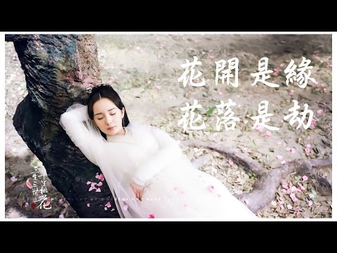 ❀《三生三世十里桃花》:花開是緣,花落是劫。(剪輯版:涼涼)中英字幕❀