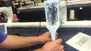 adapter foot installation