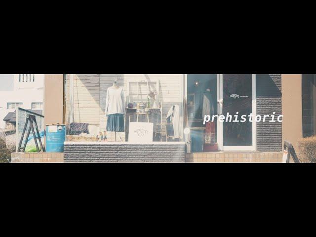 mabuta「prehistoric」Official Music Video