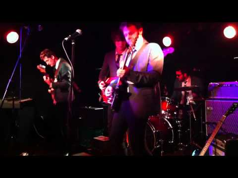The Bluebottles - Oceanside, live at The Laundry in Melbourne.