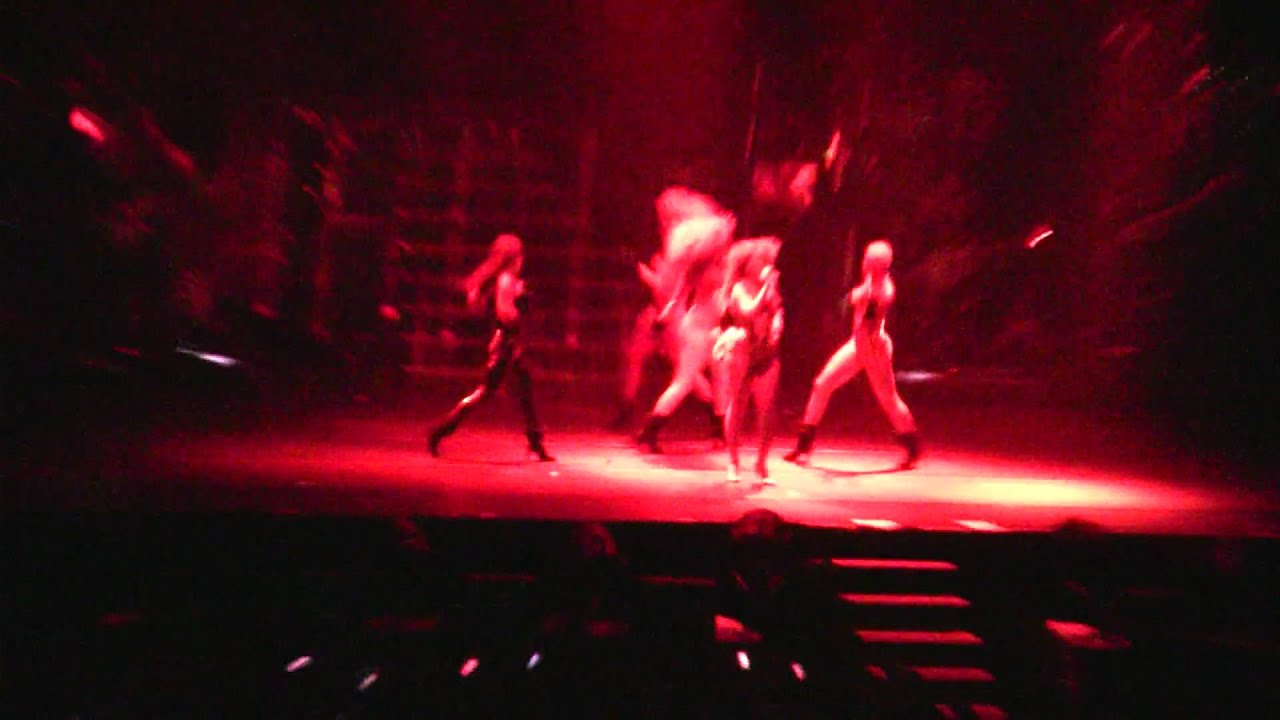 Beyonce I Am Tour Moscow Russia Crazy In Love - Naughty -9579