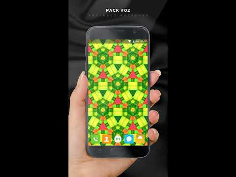 App Fonezo - ABSTRACT PATTERNS: #02 Pack (abstract wallpapers)
