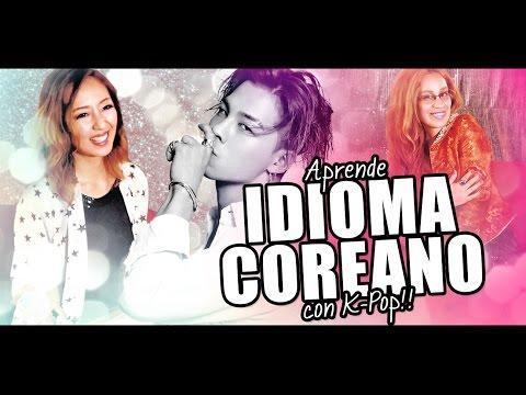 Hangul: ¡Aprende Idioma Coreano con K-Pop! - Taeyang - JiniChannel