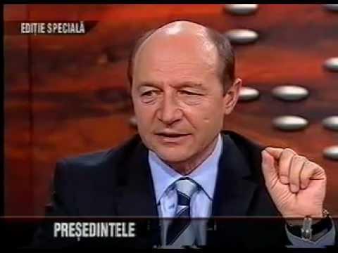 5.04.2006 - Editie speciala: de vorba cu Presedintele Romaniei, Traian Basescu