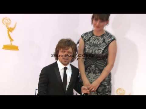 Peter Dinklage, Erica Schmidt at 64th Primetime Emmy Awarbgf