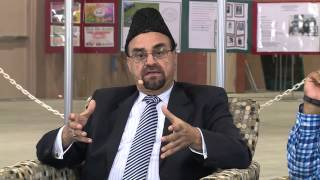 Naib Ameer USA Falah Shams interview Jalsa 2015