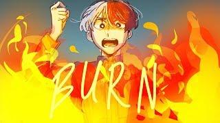 Burn [BNHA/Hamilton] Animatic REUPLOAD