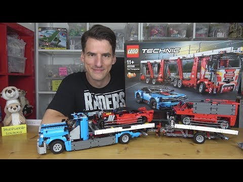 LEGO® Technic 42098 B-Modell - Truck und Show Cars
