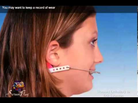 ES Ortho Headgear information