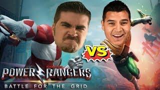 AJ's Power Rangers: BFTG - Angry Impressions!