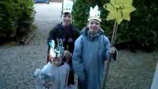 Ralph, Dag & Sebastien zingen drie koningen