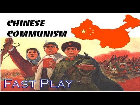 HOI 4 Communist China Fastest Let's Play
