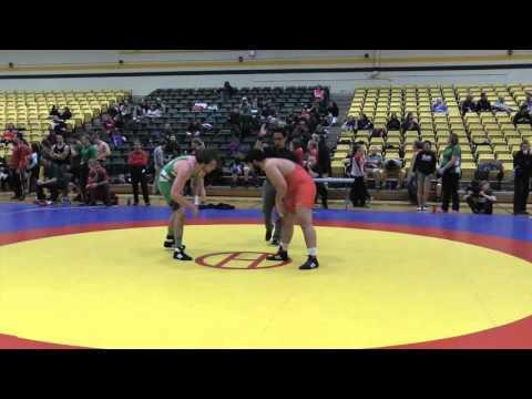 2016 Golden Bear Open: 100 kg Ibrahim Elba vs. Everett Bell
