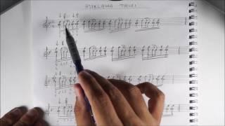 Ders 42. aşıklama tavrı solfej nota dersi