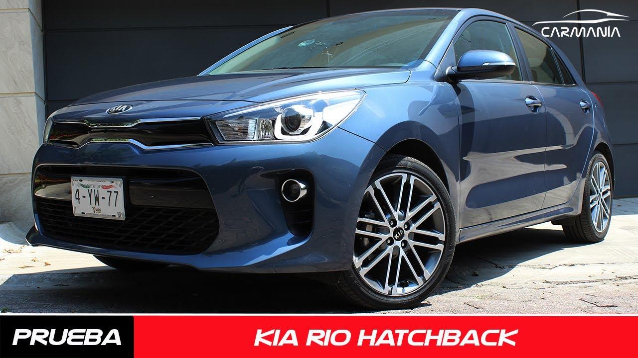 Kia Rio Hatchback >> Kia Rio Hatchback a prueba - CarManía - YouTube