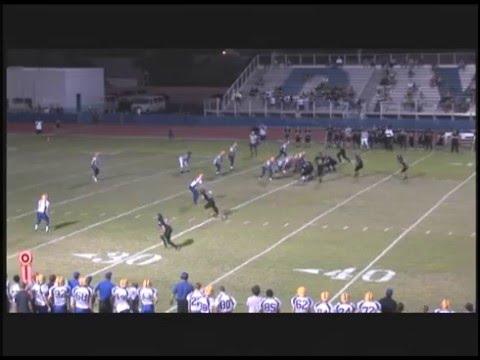 Brandon Milek 2010-2011 Football Highlights Tempe Preparatory Academy