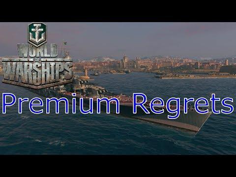 World of Warships- Premium Ships I Regret Buying