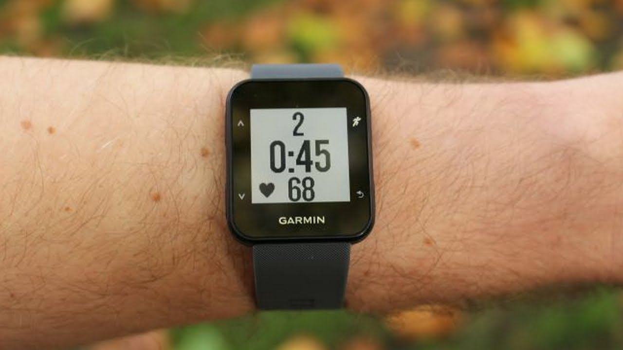 watch this garmin forerunner 30 review youtube