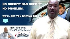 Rebuild your credit with our Fresh Start auto loan program