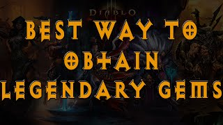 Diablo 3 - How to Farm Legendary Gems for Season Play (RoS Patch 2.1.2)