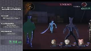 Shin Megami Tensei Marathon: SMT: Digital Devil Saga 2 by JayFermont