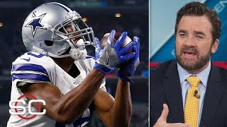 Amari Cooper making a huge impact on Cowboys - Jeff Saturday | SportsCenter