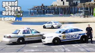 GTA 5 LSPDFR Police Mod 378 | Monroe County Sheriff & Key West Police Pack | On Patrol In Florida