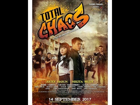 "Official Trailer "" Total Chaos The Movie "" 