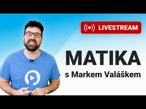 INTEGRÁLY - Matika pro VŠ s Markem Valáškem ― 6. díl