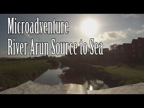 Microadventure: River Arun Source to Sea