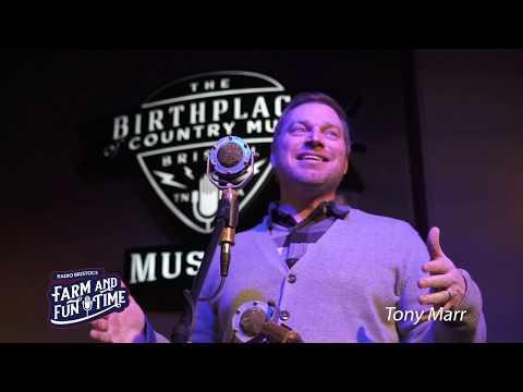 Heirloom Recipe Segment - Tony Marr - Radio Bristol's Farm and Fun Time