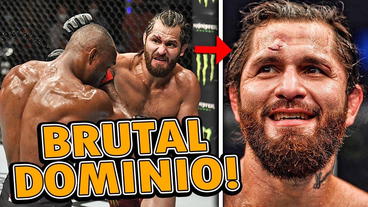 UFC 251: PELEADORES REACCIONAN a la DOMINANTE PELEA de KAMARU USMAN vs JORGE MASVIDAL - RESULTADOS