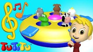 Songs & Karaoke for Children | Toy | TuTiTu Songs