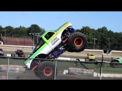 Monster Truck Throwdown: Bridgeport Speedway 2018 PREVIEW!