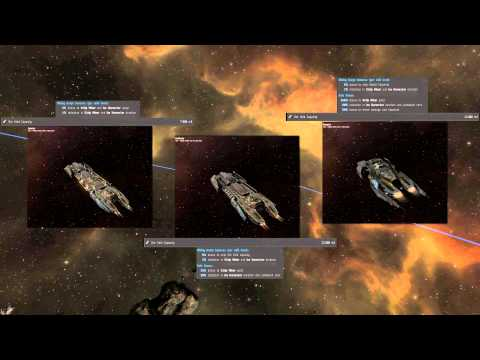 EVE Online  - What are ... mining barges & exhumers
