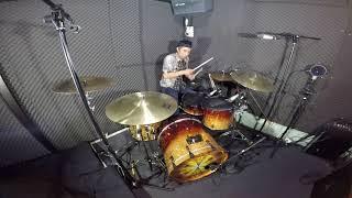ROHMAN YA ROHMAN - FITFD BALI (Drum Cover) - SABYAN